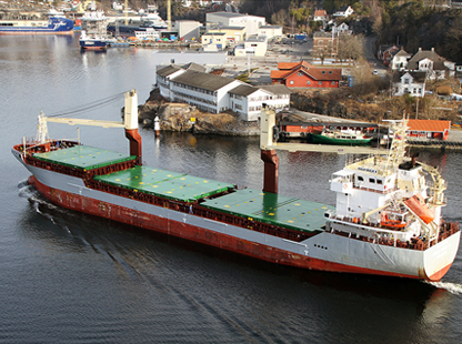 Oslo Bulk - A leading global MPP shipping company